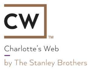 CW Charlottes Web Everyday PlusLogo